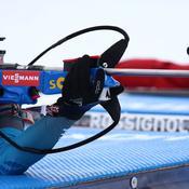 Série le matériel des sportifs: la carabine, la compagne du biathlète