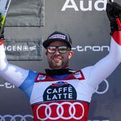Ski : Beat Feuz, le roi de Wengen