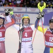 Slalom : Felix Neureuther renoue avec la victoire, les Bleus placés