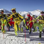 L'élite du ski français