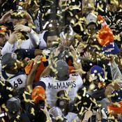 Denver s'offre Carolina et Manning empoche sa 2e bague