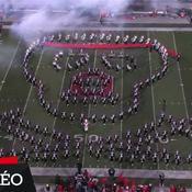 L'impressionnante chorégraphie de la fanfare d'Ohio