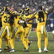 Los Angeles Rams-Kansas City