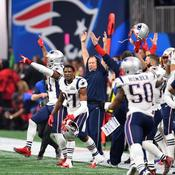 La joie des Patriots