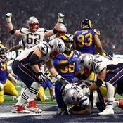Le seul touchdown du SuperBore