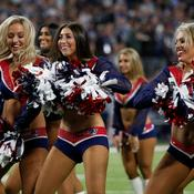 Cheerleaders de New England