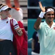 Andreescu revient sur terre, Federer accélère