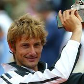 Juan Carlos Ferrero (Espagne) : 8 semaines
