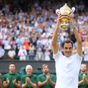 Roger Federer fête ses 36 ans : retrouvez 36 actions de légende du Suisse
