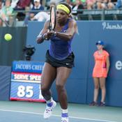 Serena soigne son retour