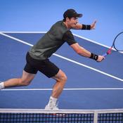 Andy Murray en finale à Anvers, une première depuis 2017