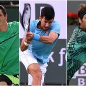 Cilic surpris, Federer déroule, Djokovic passe sans briller