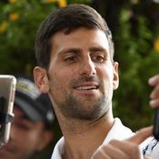 Djokovic à Tokyo pour lever les doutes