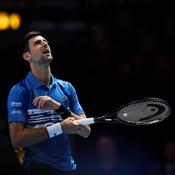 Djokovic balayé par Federer au Masters : «Roger reste une source d'inspiration énorme même pour moi...»