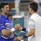 Djokovic : « C'est clairement de ma faute »