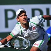 Novak Djokovic Indian Wells