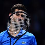 Djokovic terrassé par Thiem : «Je me prépare à affronter Roger Federer»