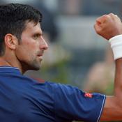 Rome : Djokovic monte en puissance, Wawrinka en plein doute