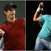 Djokovic, Murray, les tournois se suivent et les défaites s'empilent
