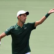 Djokovic solide à Toronto, Wawrinka renversant