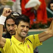 Djokovic solide au poste mais...