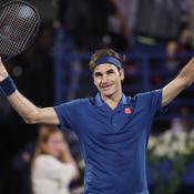 Federer à un match de son 100e titre, Monfils éliminé