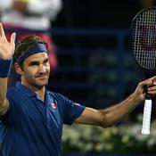 Encore sur courant alternatif, Federer poursuit quand même sa route à Dubaï