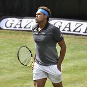 Halle : Federer a souffert face à Tsonga
