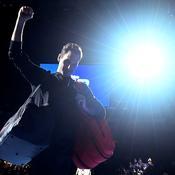 Federer aérien contre Djokovic au Masters : «Je savais que j'avais ma chance...»