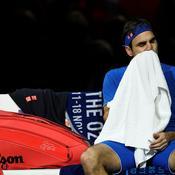 Federer, battu par Nishikori à Londres : «Les conditions de jeu ici sont beaucoup plus lentes»