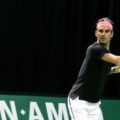 Federer en chasse de la première place mondiale à Rotterdam