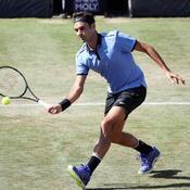 Federer veut repartir de l'avant chez «lui» à Halle