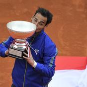 Fognini : «Ce n'est jamais facile d'enchaîner après avoir battu Nadal !»