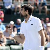 Indian Wells : Chardy défiera Federer