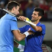 Indian Wells : Djokovic-Del Potro, une affiche qui sent encore la poudre