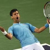 Indian Wells : Novak Djokovic en maître des lieux