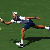 Indian Wells : retour manqué pour Djokovic, Pouille cale encore