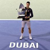 Invincible Djokovic !