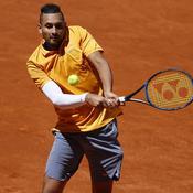 Kyrgios ne «supporte pas» Djokovic et se voit comme «l'opposé» de Nadal