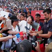 La «machine» Djokovic trop forte pour Pouille