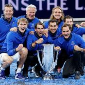 Laver Cup: Federer et l'Europe conservent le trophée