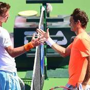 Le récital de Federer