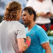 Madrid : A l'usure, Tsitsipas fait plier Nadal pour rejoindre Djokovic en finale