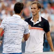Magistral à Cincinnati, Medvedev renverse Djokovic