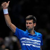 Djokovic une entrée sans encombre au Masters