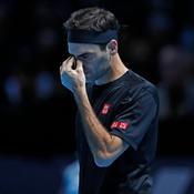 Masters : l'horizon s'assombrit d'entrée pour Federer