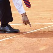 Matches truqués : deux arbitres suspendus par l'ITF