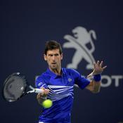 Miami : Djokovic bousculé, Cornet et Chardy éliminés