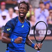 Indian Wells : Monfils retrouve des sensations et file en 8es de finale