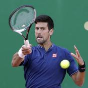Monte Carlo: Djokovic se sort du piège Carreno Busta